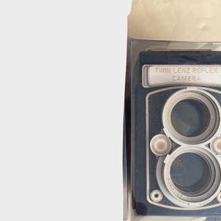 カルディ(KALDI)のカルディ カメラ 木箱 チョコレート   レフレックスカメラ(菓子/デザート)