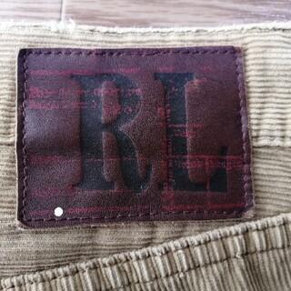 ラルフローレン(Ralph Lauren)のRalph Laurenコーデュロイパンツ(ペイント加工、ダメージ加工)薄地(その他)