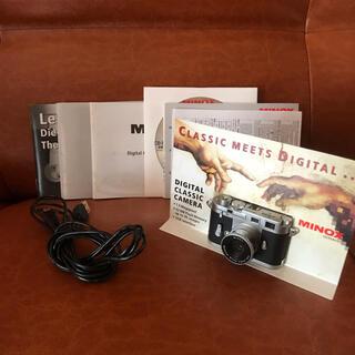 ライカ(LEICA)のMINOX Leica M3 ミノックス ライカ デジタルカメラ デジカメ(コンパクトデジタルカメラ)