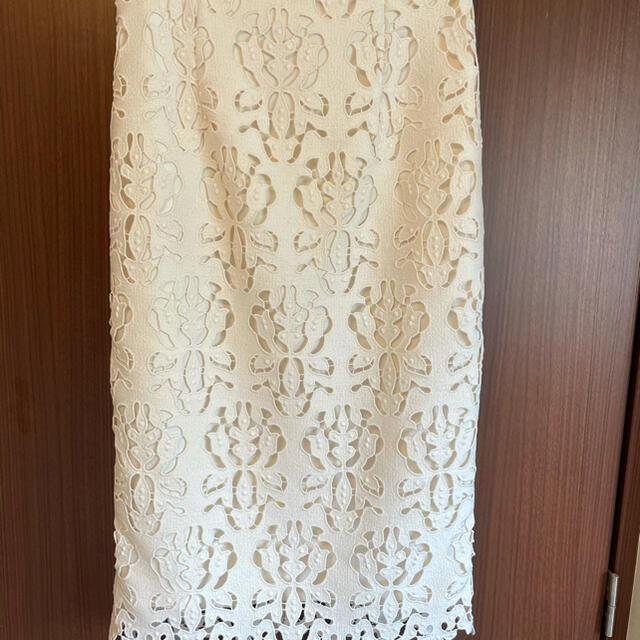 ANAYI(アナイ)のスカート レディースのスカート(ひざ丈スカート)の商品写真