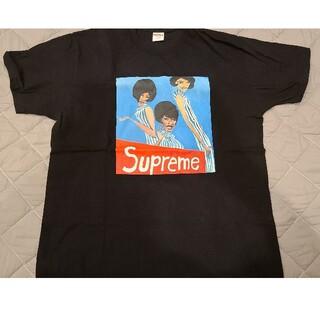 Supreme - Supreme シュプリーム 黒 L