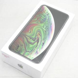 アイフォーン(iPhone)の【S】SIMフリー docomo iPhoneXS Max 256GB(スマートフォン本体)