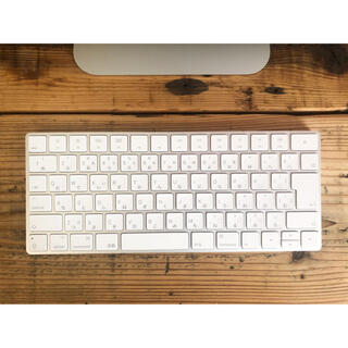 Apple - Apple magic keyboard (JIS) 美品 A1644