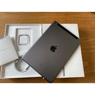 iPad - simフリー iPad 第7世代 32GB cellular グレー