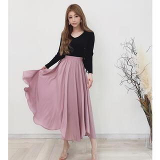 モエリー(MOERY)のmocoa's モコアズ♡フレアスカート(ロングスカート)