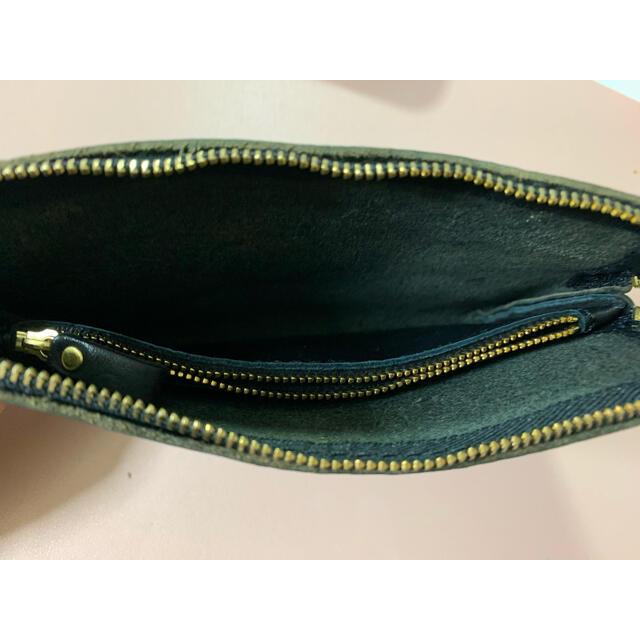 HERZ(ヘルツ)のHERZ ヘルツ Organ オルガン ダブルファスナーマルチケース Sサイズ メンズのバッグ(バッグパック/リュック)の商品写真