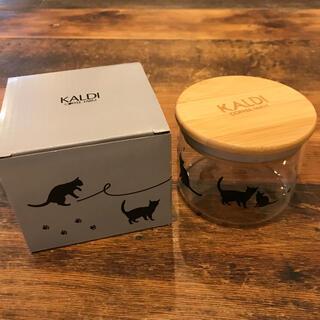 KALDI - 猫の日 カルディ キャニスター KALDI