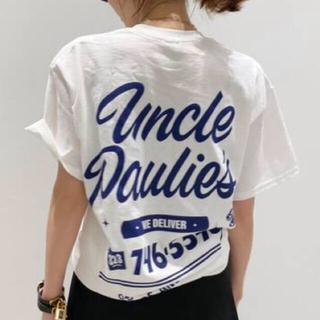 L'Appartement DEUXIEME CLASSE - 新品 UNCLE PAULIE'S  POCKET T-シャツ 2枚セット