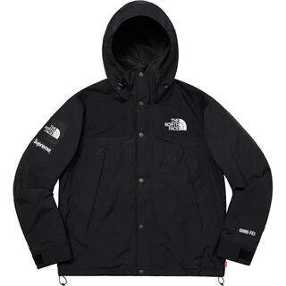Supreme - supreme northface arc mountain jacket 黒M