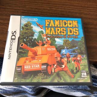 伝説のゲーム ファミコンウォーズDS DS(携帯用ゲームソフト)