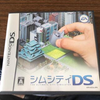 シムシティ DS DS(携帯用ゲームソフト)