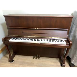 ヤマハ(ヤマハ)の【新春セール中!】木目調 ヤマハ アップライトピアノ / W110BC(ピアノ)