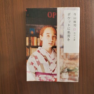 ポケットに名言を 改版(文学/小説)