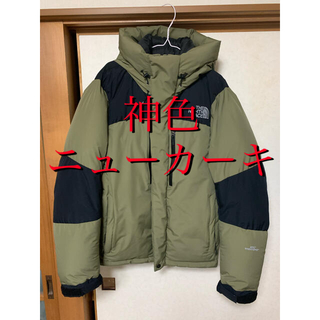 THE NORTH FACE - バルトロライトジャケット ニューカーキ