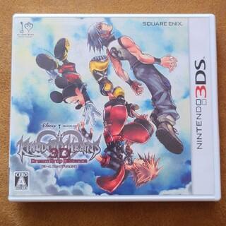 ニンテンドー3DS(ニンテンドー3DS)のキングダム ハーツ 3D[ドリーム ドロップ ディスタンス] 3DS(携帯用ゲームソフト)