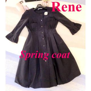 ルネ(René)のRene ✨ラディッシュ様専用美品スプリングコートフォクシー❤️エムズグレイシー(スプリングコート)