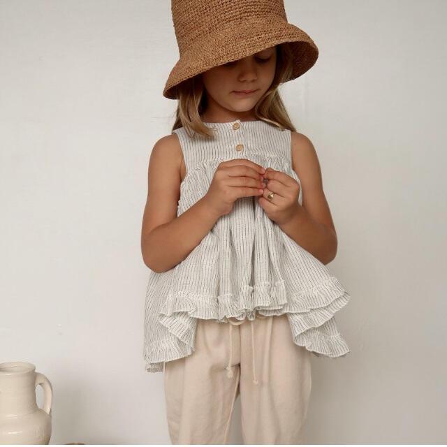 Caramel baby&child (キャラメルベビー&チャイルド)のHOUSE OF PALOMA ブラウス キッズ/ベビー/マタニティのキッズ服女の子用(90cm~)(ブラウス)の商品写真