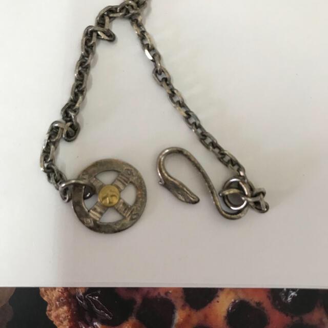 goro's(ゴローズ)のゴローズ フェザー ホイールチェーン ネックレス 正規品 メンズのアクセサリー(ネックレス)の商品写真