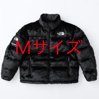Supreme - Supreme TNF Faux Fur Nuptse Jacket