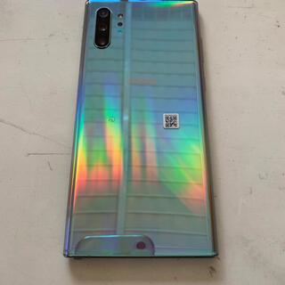 Galaxy - Galaxy Note10+ SUV45 制限○ 本体のみ 訳ありSIMフリー