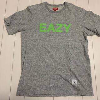 Supreme - シュプリーム Tシャツ supreme EAZY Tシャツ Mグレー