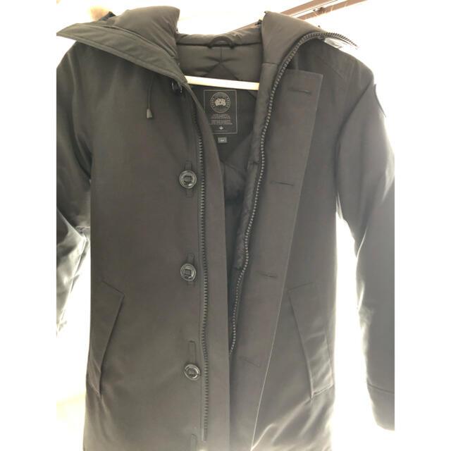 CANADA GOOSE(カナダグース)のCANADA GOOSE  CHATEAU PARKA BLACK LABEL  メンズのジャケット/アウター(ダウンジャケット)の商品写真
