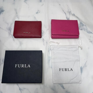 Furla - 2点セット✨FURLA フルラ 小物セット カードケース コンパクトウォレット