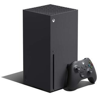 エックスボックス(Xbox)のXbox Series X 新品未使用 在庫品(家庭用ゲーム機本体)