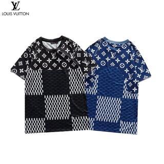2枚8000円 LV 2701 半袖/Tシャツ プリント