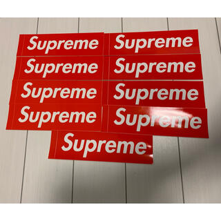 Supreme - Supreme ステッカー シュプリーム 11枚