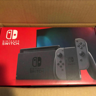 Nintendo Switch - ◆美品◆Nintendo Switch 本体 グレー 中古 ニンテンドースイッチ