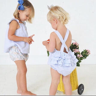Caramel baby&child  - olivier london  トップス&ブルマセット