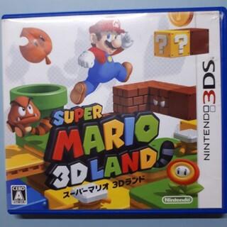 ニンテンドウ(任天堂)のスーパーマリオ 3Dランド 3DS(携帯用ゲームソフト)