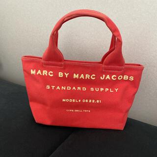 マークバイマークジェイコブス(MARC BY MARC JACOBS)のマークバイマークジェイコブス ♪トートバッグ キャンパス(トートバッグ)