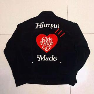 Human made x Girl's don't cry ジャケット