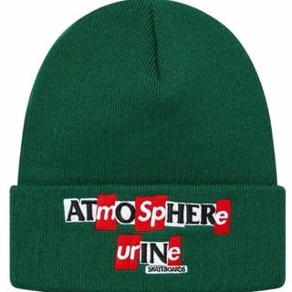 シュプリーム(Supreme)のSupreme ANTIHERO beanie ビーニー 新品 20FW(ニット帽/ビーニー)