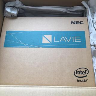 エヌイーシー(NEC)のLAVIE Smart HM Corei3 8GB SSD256GB  (ノートPC)