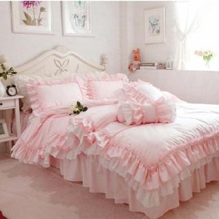 Francfranc - 【高級】お姫様のベッドになるふカバーセット【1799】