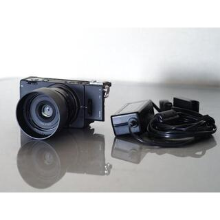 SIGMA - Sigma fp 45mm 2.8 レンズキット + AC電源