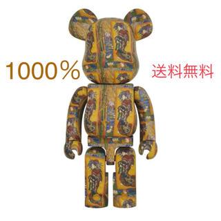 メディコムトイ(MEDICOM TOY)のBE@RBRICK × Van Gogh Museum 1000%(置物)