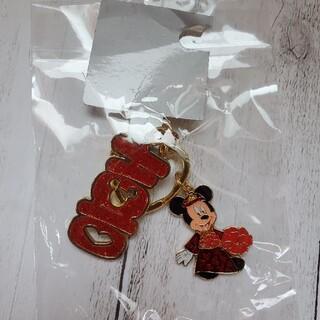 ディズニー(Disney)の香港ディズニーランドキーホルダー(ミッキー単品)(キーホルダー)