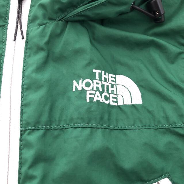 THE NORTH FACE(ザノースフェイス)のノースフェイス 100 ウインドブレーカー キッズ/ベビー/マタニティのキッズ服男の子用(90cm~)(ジャケット/上着)の商品写真