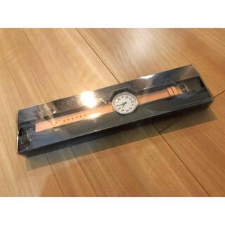 ムジルシリョウヒン(MUJI (無印良品))の【新品】MUJI WRIST WATCH 腕時計・公園の時計・大(腕時計(アナログ))