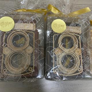 カルディ(KALDI)の新品 KALDI  カメラ  木箱チョコ (菓子/デザート)