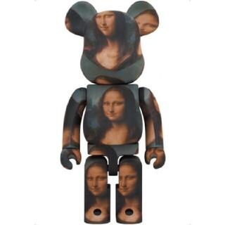 メディコムトイ(MEDICOM TOY)の【新品未開封】BE@RBRICK モナリザ Mona Lisa 1000%(その他)