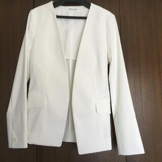PLST - プラステ 白ジャケット