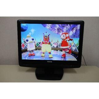 東芝 - 【送料無料】東芝REGZA 19A3500 液晶テレビTO764