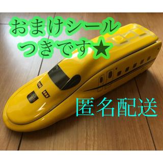 ジェイアール(JR)の★おまけシール付き★ ドクターイエロー 陶器 弁当容器(電車のおもちゃ/車)
