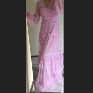 BCBGMAXAZRIA - bcbgmaxazria マキシ ワンピース ドレス