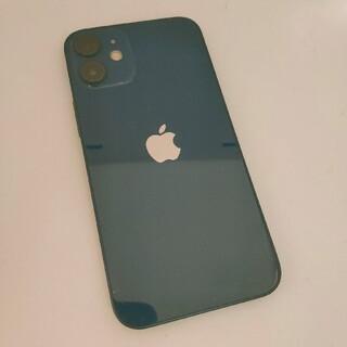 新品未使用 iphone12 mini 64 ブルー SIMフリー(スマートフォン本体)